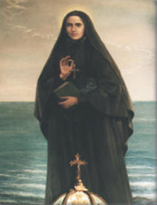 Saint Frances Mother Cabini