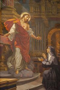 St Margarete Mary Alacoque