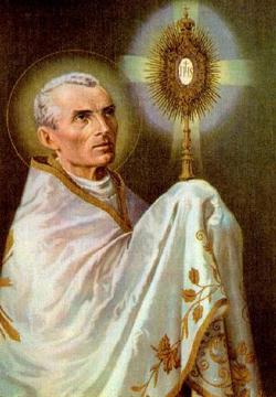 St Peter Julian Eymard